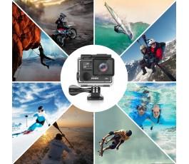 Sport camera HD recording